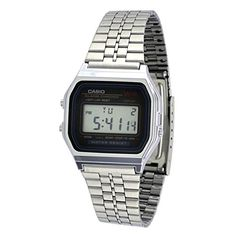 Women's Wrist Watches - Casio General Mens Watches Digital A159WAN1DF  WW >>> Details can be found by clicking on the image. (This is an Amazon affiliate link)