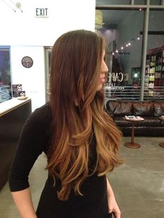 Learn how to create the most beautiful, natural-looking ombre hair color you've ever seen.