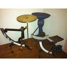Balanzas Vintage Scales, Old Scales, Kitchen Scales, Drafting Desk, Antiques, Furniture, Home Decor, Scale, Art