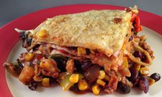 Tortilla Wraps, Taco Pizza, Tex Mex, Easy Cooking, Pulled Pork, Tacos, Dinner Recipes, Good Food, Veggies