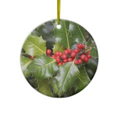Hang Holly ornaments from Zazzle on your tree this holiday season. Start a new holiday tradition with thousands of festive designs to choose from. Picture Christmas Ornaments, Christmas Fun, Holiday, Incense, Create Your Own, Seasons, Fruit, Food, Pictures