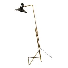 Gino Sarfatti Floor Lamp | From a unique collection of antique and modern floor lamps  at http://www.1stdibs.com/furniture/lighting/floor-lamps/