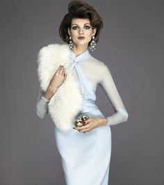 Bette Franke by Giampaolo Sgura, Vogue Spain Nov2012