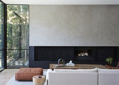 Armadale House by Inglis Architects - Natural Light Architecture & Design - The Local Project Best Living Room Design, Living Room Modern, Living Room Designs, Living Room Decor, Living Rooms, Living Area, Light Architecture, Contemporary Architecture, Contemporary Interior