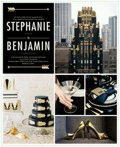129 Best Art Deco Decor Images On Pinterest Wedding