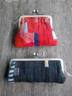 宮本佳織里 「がま口・ハンコ入れ」 温々 Designer Purses And Handbags, Purses And Bags, Bag Quilt, Kids Purse, Coin Purse Tutorial, Sewing Magazines, Bag Pattern Free, Frame Purse, Quilted Bag