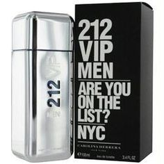 212 Vip By Carolina Herrera Edt Spray Oz. Edt spray oz design house: carolina herrera year introduced: 2011 fragrance notes: vodka mixes beautifully with frozen mint, passion fruit, leather and caviar recommended use: evening Perfume 212 Vip, Perfume Carolina Herrera, Carolina Herrera 212 Vip, Vodka Mixes, Parfum Spray, Men's Cologne, Ginger Black, Perfume Bottles, Perfume Oils