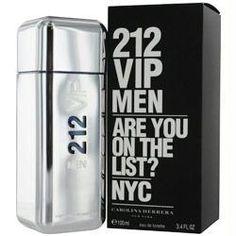 ec9d34c919c6a 212 Vip By Carolina Herrera Edt Spray 3.4 Oz (new Packaging)