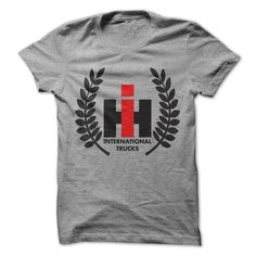 #Funnytshirts... Awesome T-shirts  Price :$19.00Purchase Now  Low cost Codes View photographs & pictures of International Trucks t-shirts & hoodies:Should you don't completely love our design, you'll be able to SEARCH your favourite one through the use of sear...