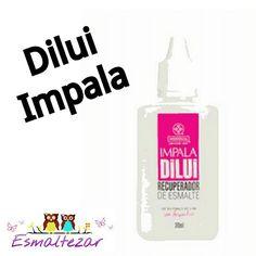 Esmaltezar: Dilui - Impala