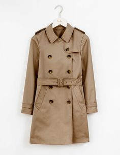 Abingdon Trench from Boden.  Great fall piece!