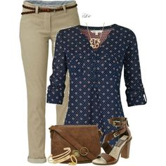 for some reason with some knee high boots this would be an awesome riding outfit :)