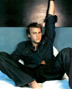 The reason why The Dark Knight is one of the best super hero movies ever made.. Heath Ledger. RIP.