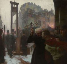 L'Expiation by Emile Friant