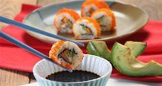 Sushi Salmon Avokad Ayahbunda.co.id