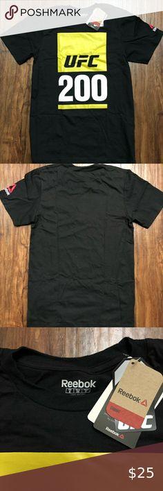 Men/'s  Sizes S//M//L  NWT Black UFC Undisputed Champion T-Shirt