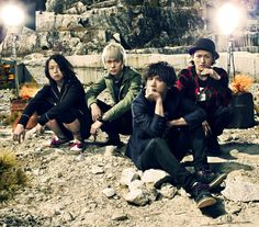 ONE OK ROCK~~!