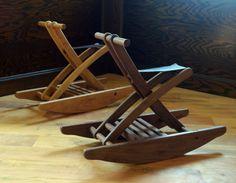 Custom Wood Rocking Horse FREE SHIPPING by sawyerbee on Etsy,