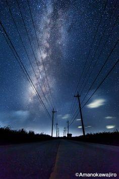 石垣・八重山諸島の星空