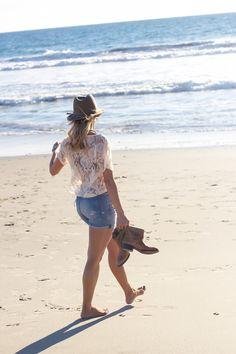 { Santa Monica, California } BASKE California Beach Photo Shoot, Model @elisejoanfitness , Photo by @chrissihernandez