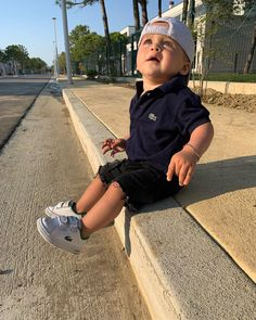 Cute Baby Boy Outfits, Cute Baby Clothes, Kids Outfits, Babies Clothes, Babies Stuff, Baby Swag, Baby Boy Fashion, Kids Fashion, Fashion Outfits