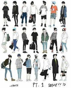 ideas drawing poses male anime character design references for 2019 Fashion Design Drawings, Fashion Sketches, Drawing Fashion, Drawing Poses, Drawing Sketches, Drawing Style, Drawing Ideas, Cartoon Drawings, Male Drawing