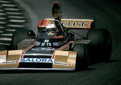 """luimartins: """" Leo Kinnunen Surtees AAW Racing Team Zeltweg 1974 """""""
