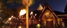 Trader Sam's Enchanted Tiki Bar at the Disneyland Hotel Presents Tahitian Terrace Diamond Luau