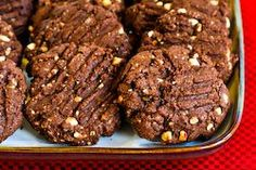 for Sugar-Free and Flourless Chocolate and Oatmeal Cluster Cookies ...