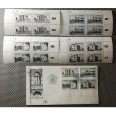 1984.03.08 SWA Swakopmund Buildings Mint Stamps, FDC & Unused Postcards.
