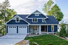 Casa de estilo americano modelo aranguren construida por - Casas de madera y mas com ...