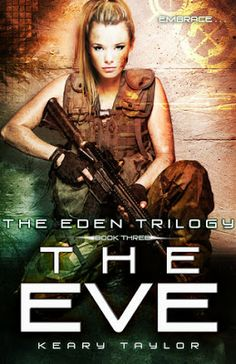Musings Of Immortals.: Book Blast : The Eve by Keary Taylor