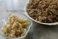 Javvarisi vadagam(ஜவ்வரிசி வடகம்)Vadagam Recipes|Sivakasi Samayal