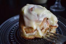 Kuva Cinnabon, Cinnamon Rolls, Margarita, Brownies, Ice Cream, Breakfast, Sweet, Desserts, Food