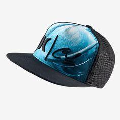 Hurley x Clark Little Vortex Adjustable Trucker Hat 1b2657de662f