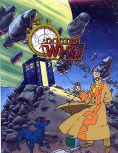 Canada & Doctor Who~ http://www.sepiachord.com/index/canada-doctor-who/ #doctorwho