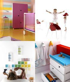 Nuevos muebles para niños Be happy
