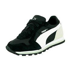Smash V2 L, Chaussures de Cross Mixte Adulte, Noir Black White, 38.5 EUPuma