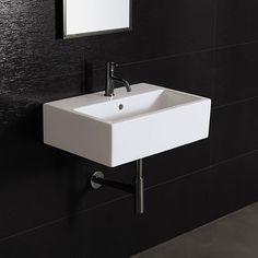 Bissonnet Bissonnet Area Boutique Wall Mount Bathroom Sink