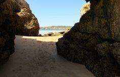 Praia da Rocha  www.wandern-mit-uwe.de