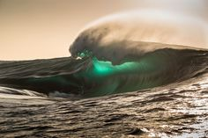 Liquid Emerald by Russell Ord.