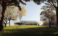 Gallery - Allied Works Releases Design for Ohio Veterans Memorial and Museum in Columbus - 3