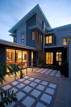 Eco Housing Brisbane, Australia - Eco House Design Requirements