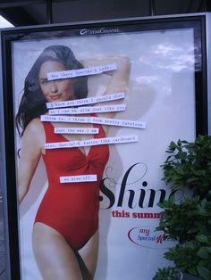 Resistance To Objectifying Advertising » Sociological Images