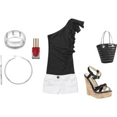 Walmart Outfit!, created by byzrmylf on Polyvore