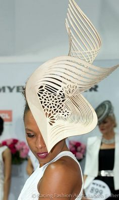 Kentucky Derby hats that are known for their vivacious colors and wildly extravagant size. http://hative.com/cool-kentucky-derby-hats/