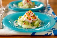 Hapuku ceviche with cucumber recipe, Viva – A fresh use for fresh fish, serve this as an entree to friends on a hot summer's day and they'll appreciate the burst of new season flavours – foodhub.co.nz