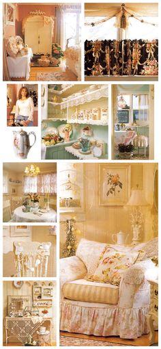 romantic homes ideas
