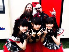 Why Is It Okay To Be Racist And Misogynistic About Babymetal?  MS writer Emperor Rhombus opines on the blatant racism and misogyny surrounding Babymetal, and why the metal community is completely ignoring it.