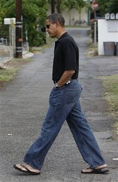 Obama #normcore style trending